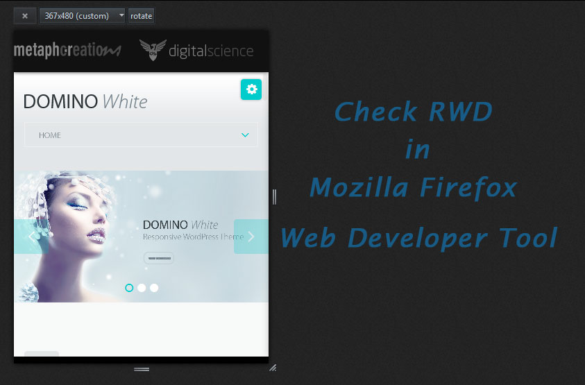check-rwd-with-mozilla-firefox-developer-tool