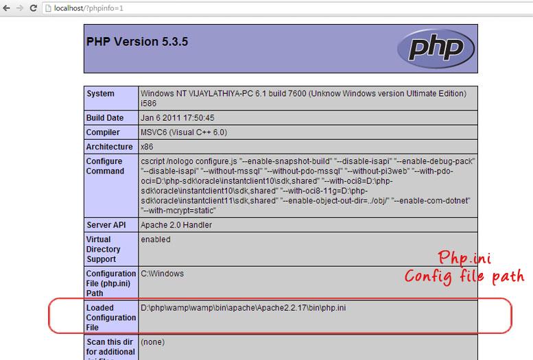 php-ini-config-file-path